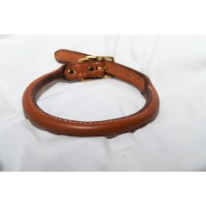Complete Rolled Dog Collar